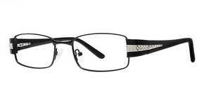 Modern Optical Sensual Matte Black/Silver