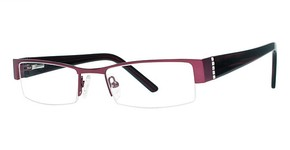 Modern Optical Shannon Matte Burgundy