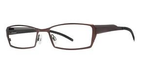 Modern Optical U753 Matte Brown/Gunmetal
