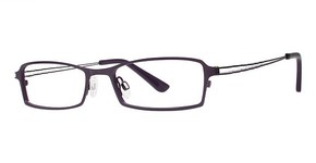 Modern Optical U751 matte plum/matte black
