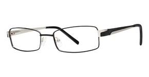 Modern Optical U761 Matte Black/Silver