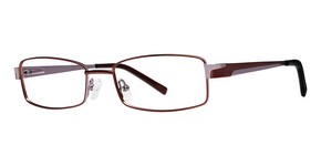 Modern Optical U761 matte burgundy/mauve