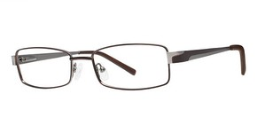 Modern Optical U761 Matte Brown/Gunmetal