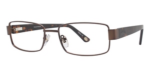 Field & Stream Redfish Satin Brown with Matte Tortoise Temples