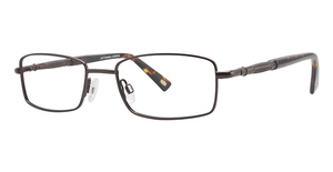 Jeff Banks Parsons Green Eyeglasses
