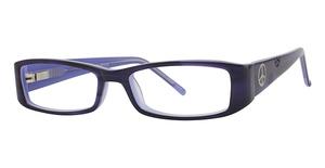 Peace Slick Eyeglasses