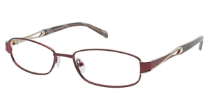 A&A Optical Paula Burgundy