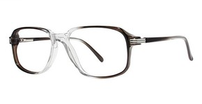 Modern Optical Rick Grey/Silver