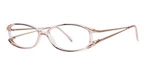 Modern Optical Phoebe Rose/Gold