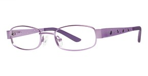 Modern Optical Cupcake Matte Purple