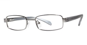 Modern Optical Quiz Matte Gunmetal