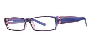 Modern Optical Roxbury Blue/Pink