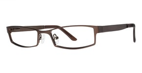 Modern Optical Sarasota Matte Brown