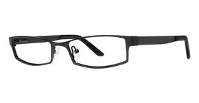 Modern Optical Sarasota Matte Black