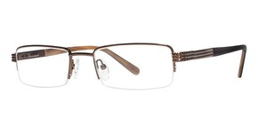 Modern Optical Durham Brown