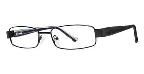 Modern Optical Fremont Matte Black 5284