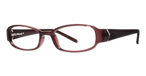 Modern Optical Oslo BURGUNDY/LIGHT PINK