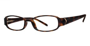 Modern Optical Oslo Tortoise/Brown