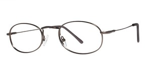 Modern Optical Universe Matte Brown