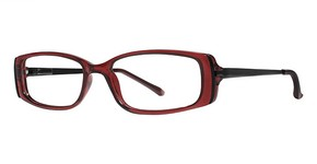 Modern Optical Coax Burgundy/Black