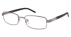 A&A Optical Redskin Gunmetal