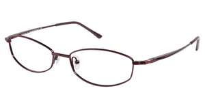 A&A Optical Marylou Burgundy