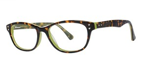 Modern Optical A333 Tortoise/Green