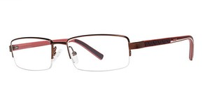 Modern Optical GVX533 matte brown/white