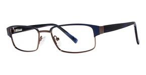 Modern Optical GVX532 matte navy/antique brown