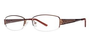 Modern Optical Cherish matte brown/light brown