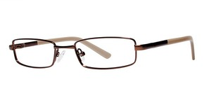 Modern Optical Colt matte brown/taupe