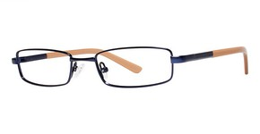 Modern Optical Colt matte navy/camel