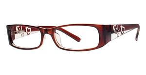 Modern Plastics II Pixie Eyeglasses