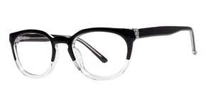Modern Optical Genius Black/Crystal
