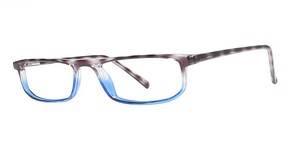 Modern Optical Appeal Grey/Blue