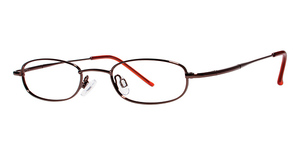 Modern Optical Aquarius Brown