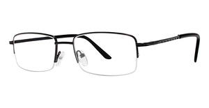 Modern Optical Deluxe Matte Black 5284