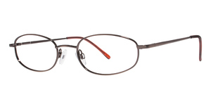 Modern Optical Finale Antique Brown