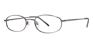 Modern Optical Finale Antique Silver