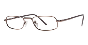 Modern Optical Fabulous Antique Brown