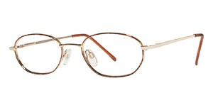 Modern Optical Forever Demi Amber
