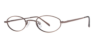 Modern Optical Gator Antique Brown