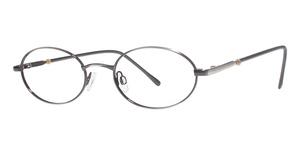 Modern Optical Hero Antique Silver