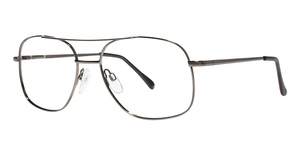 Modern Optical James Gunmetal