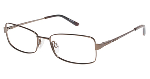 Charmant Titanium TI 12069 Dark Brown