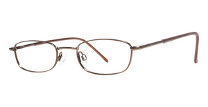 Modern Optical Maverick Brown