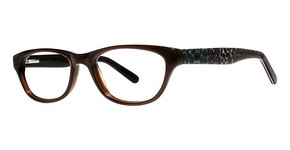 Modern Optical Rhapsody Brown