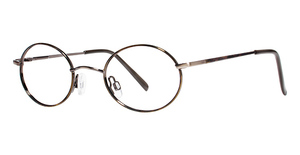 Modern Metals Lollipop-Skull Eyeglasses