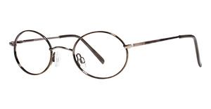 Modern Optical Lollipop-Skull Eyeglasses
