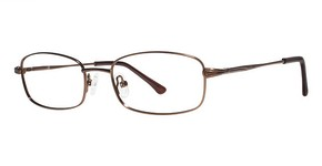Modern Optical Leticia Matte Brown